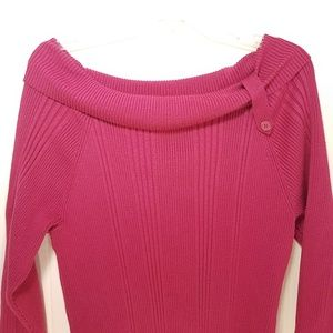 JMS off the shoulder sweater size 2X